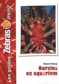Daniel Knop - Oursins en aquarium.