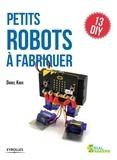 Daniel Knox - Petits robots à fabriquer - 13 DIY.