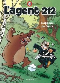 Daniel Kox et Raoul Cauvin - L'agent 212 Tome 15 : L'appeau de l'ours.