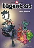 Daniel Kox et Raoul Cauvin - L'agent 212 Tome 18 : Effet monstre.