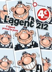 Daniel Kox et Raoul Cauvin - L'agent 212 Tome 25 : L'agent prend la pose.