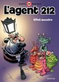 Daniel Kox et Raoul Cauvin - L'agent 212 Tome 28 : Effet monstre.