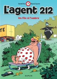 Daniel Kox et Raoul Cauvin - L'agent 212 Tome 7 : Un flic à l'ombre.