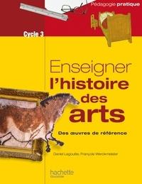 Deedr.fr Enseigner l'histoire des arts Cycle 3 - Des oeuvres de référence Image