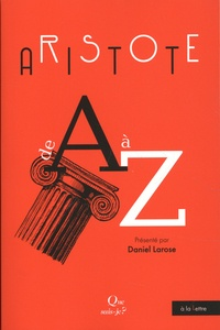 Daniel Larose - Aristote de A à Z.