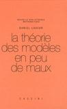 Daniel Lascar - La théorie des modèles en peu de maux.