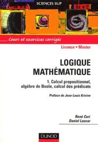 Daniel Lascar et René Cori - .