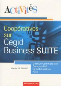 Daniel Le Rouzic - Activités coopératives sur le progiciel de gestion intégré Cegid Business Suite.
