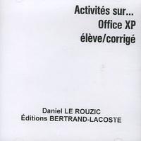 Office XP - CD-ROM élève/corrigé.pdf