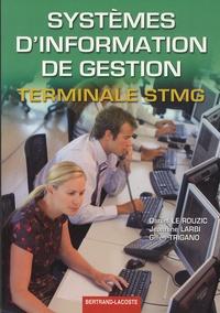 Daniel Le Rouzic - Systèmes d'information et de gestion Tle STMG.