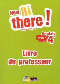 Anglais 4e A1-A2 New Hi There! - Livre du professeur.pdf