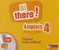 Accentsonline.fr Anglais 4e A2-B1 Hi there! Image