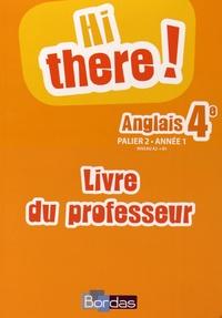 Histoiresdenlire.be Anglais 4e A2-B1 Hi there! - Livre du professeur Image