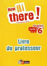 Galabria.be Anglais 6e A1-A2 New Hi there! - Livre du professeur Image
