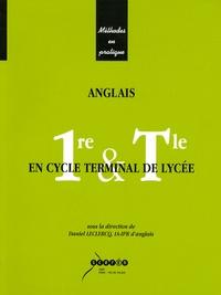 Daniel Leclercq - Anglais en cycle terminal de lycée 1e & Tle. 1 CD audio