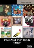 Daniel Lesueur - L'agenda pop rock 1967.