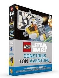 Daniel Lipkowitz - Lego Star Wars Construis ton aventure - Un livre avec plus de 50 idées de construction ; Le pilote rebelle et son vaisseau.