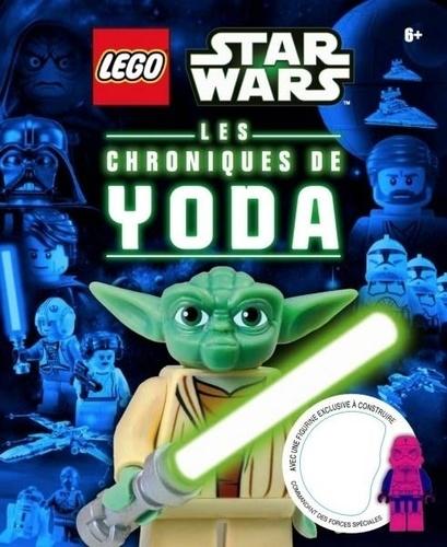 Daniel Lipkowitz - Lego Star Wars - Les chroniques de Yoda.