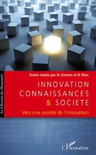Innovation connaissances et société - Vers une société de linnovation.pdf