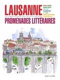 Daniel Maggetti et Stéphane Pétermann - Lausanne - Promenades littéraires.
