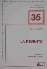 La revente - Daniel Mainguy | Showmesound.org