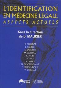 Daniel Malicier et  Collectif - .