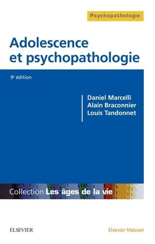 Adolescence et psychopathologie 9e édition