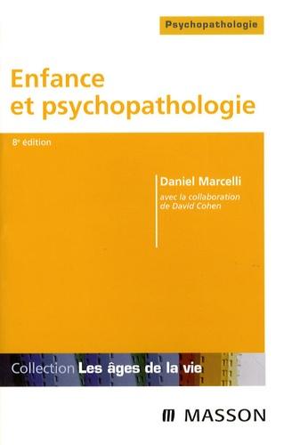 Enfance et psychopathologie 8e édition
