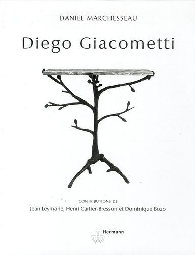 Daniel Marchesseau - Diego Giacometti.