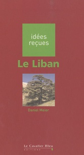 Daniel Meier - Le Liban.