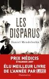 Daniel Mendelsohn - Les Disparus.