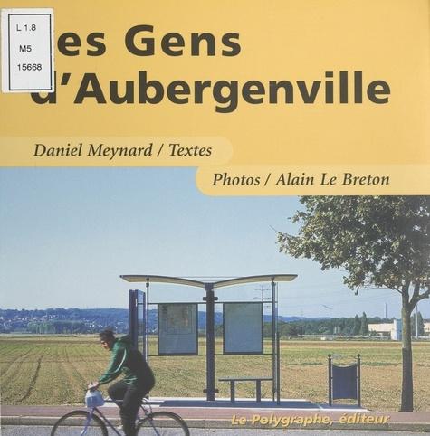 Les gens d'Aubergenville