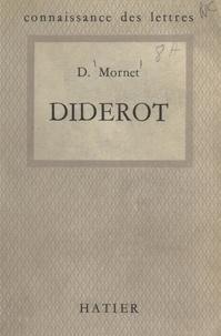 Daniel Mornet et René Jasinski - Diderot.