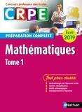 Daniel Motteau et Saïd Chermak - Mathématiques écrit - Tome 1.