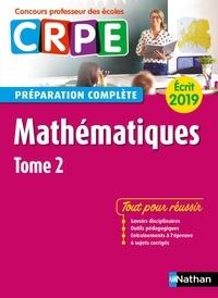 Daniel Motteau et Saïd Chermak - Mathématiques écrit - Tome 2.