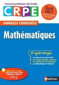 Daniel Motteau et Saïd Chermak - Mathématiques - Annales corrigées écrit CRPE.