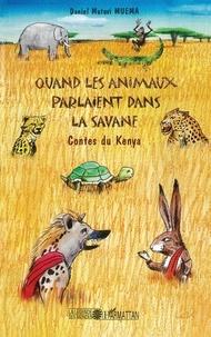 Deedr.fr Quand les animaux parlaient dans la savane - Contes du Kenya Image