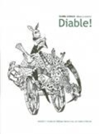 Daniel Nadaud - Diable ! - Album à colorier.