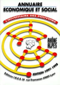 ANNUAIRE ECONOMIQUE ET SOCIAL. Linventaire des pouvoirs, Rhône-Alpes 1998.pdf