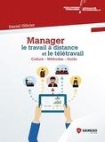 Daniel Ollivier - Manager le travail à distance et le télétravail.