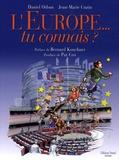 Daniel Orban et Jean-Marie Cuzin - L'Europe... tu connais ?.