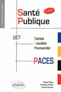 Daniel Orban et Christian Pradier - Santé publique PACES UE7.