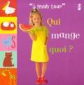Daniel Pangbourne et Lydia Monks - Qui mange quoi ?.
