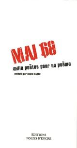 Daniel Pardo - Mai 68 - Mille poètes pour un poème.