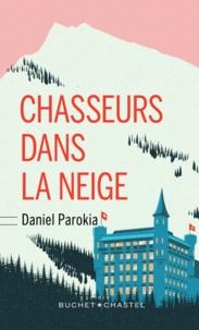 Daniel Parokia - Chasseurs dans la neige.