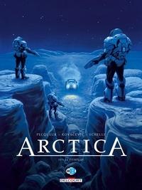 Daniel Pecqueur - Arctica T10 - Le complot.