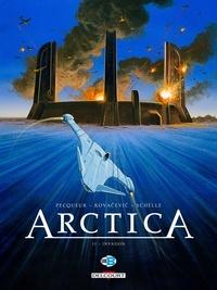 Daniel Pecqueur - Arctica T11 - Invasion.