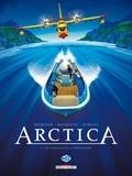 Daniel Pecqueur et Bojan Kovacevic - Arctica Tome 3 : Le passager de la préhistoire.