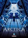 Daniel Pecqueur et Bojan Kovacevic - Arctica Tome 9 : Commando noir.