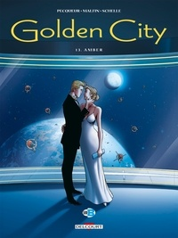 Daniel Pecqueur - Golden City T13 - Amber.